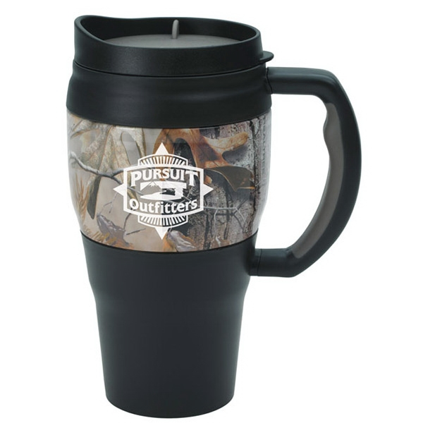 Imprinted Real Tree (R) Camouflage Bubba (R) Mug - 22 oz