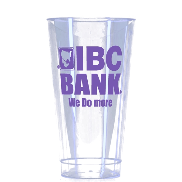 Personalized 16 oz. Plastic Tumbler