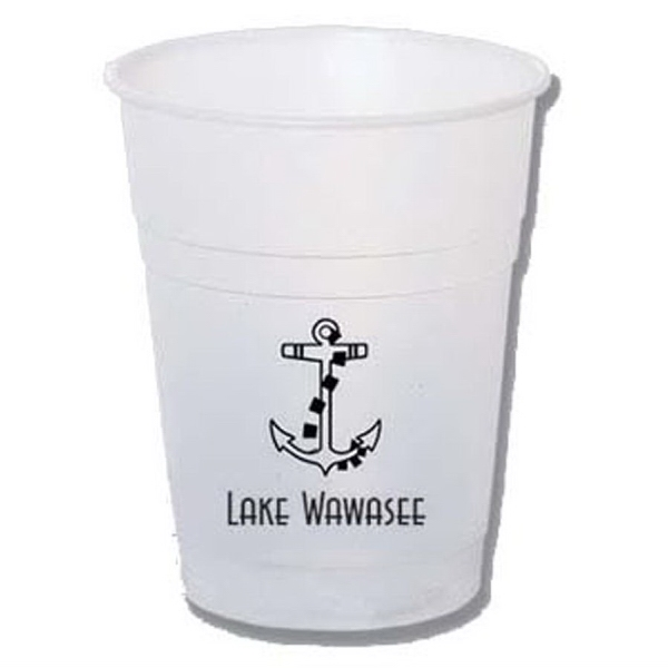 Imprinted 9 oz. Translucent Cup