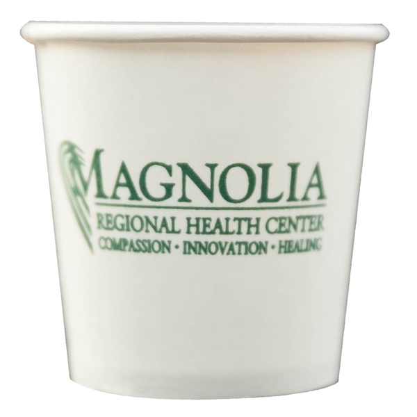 Promotional 4 oz. Paper Cup