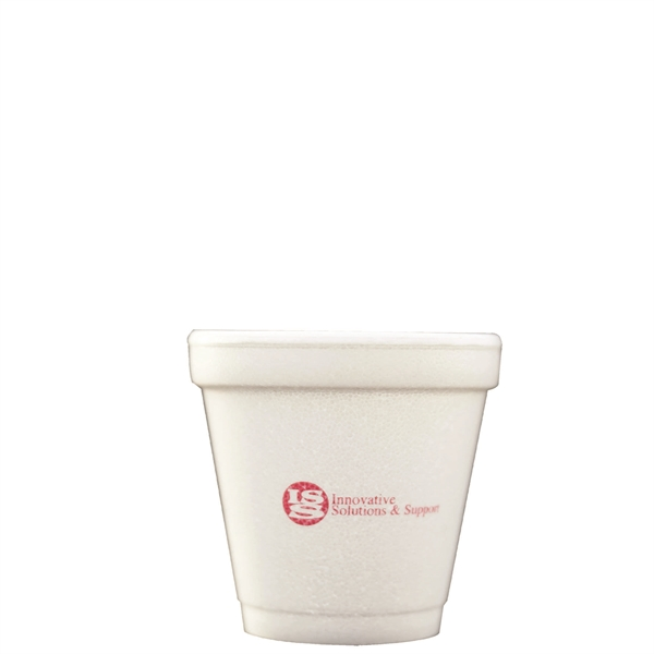 Personalized 4 oz. Foam Cup