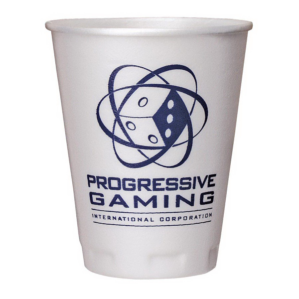 Printed 10 oz. Trophy(R) Beverage Cups (Hot or Cold)