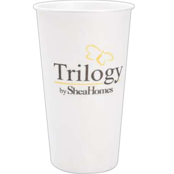 Printed 20 oz. Trophy(R) Beverage Cups (Hot or Cold)