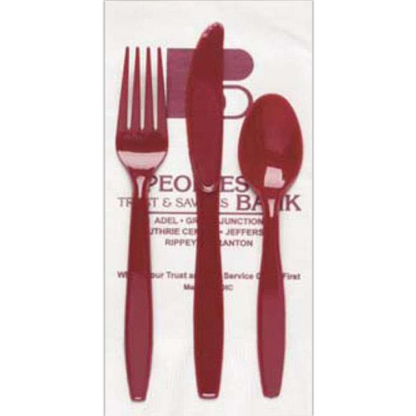Customized Picnic Flatware Set