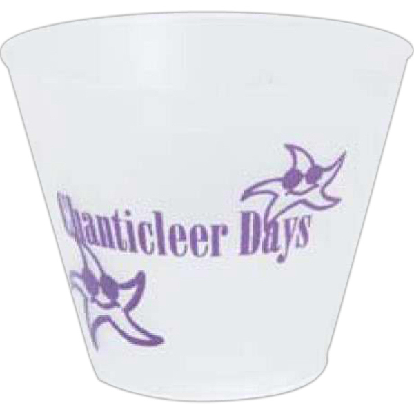 Imprinted Unbreakable Fashioned Cup