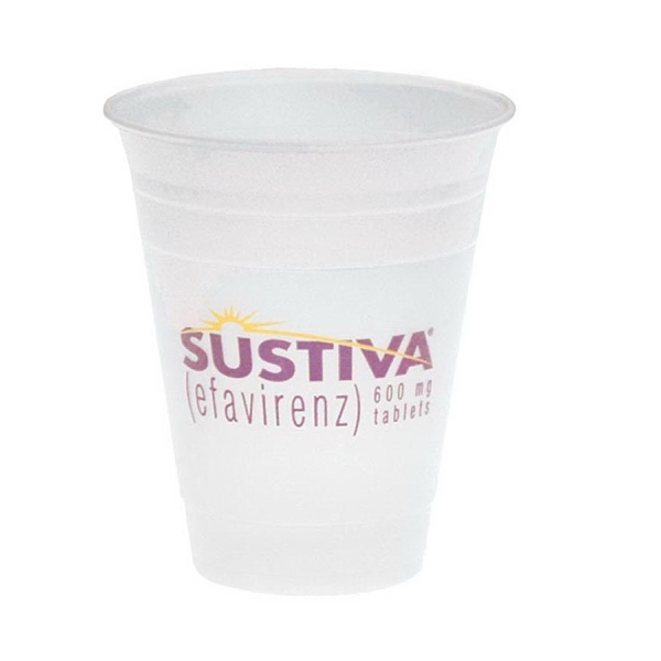 Personalized 16 oz. Translucent Cup