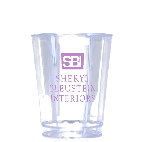Imprinted 8 oz. Tall Tumbler