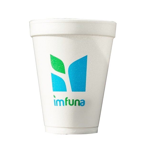 Personalized The 500 Line 12 oz. Foam Cup