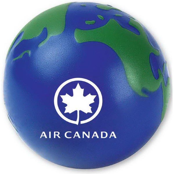 Personalized Global Stress-Ease Ball