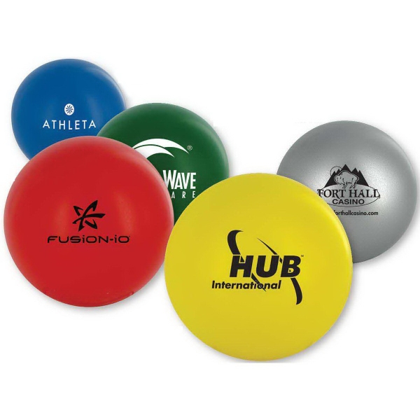Custom Stress-Ease Ball