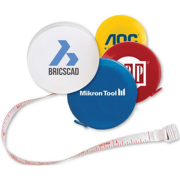 Imprinted Round Tape Measure