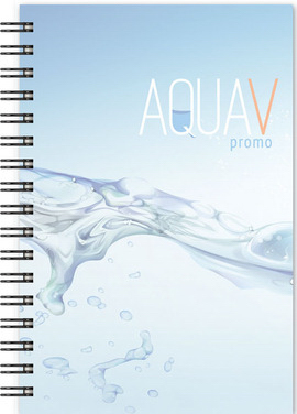 Promotional ClearView (TM) Jotter