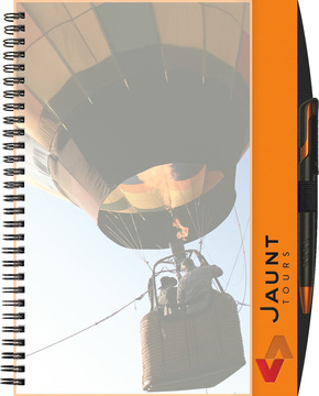 Printed Large EventPlanner (TM) Journal w/Calendar