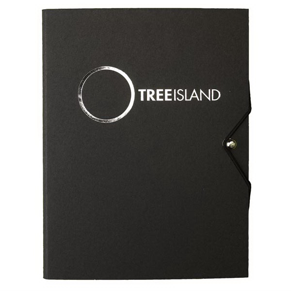 Promotional Small EcoPostWrap (TM)  Journal
