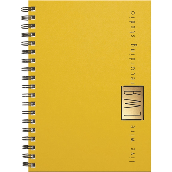 Custom Classic Cover Series 1 - Medium NoteBook