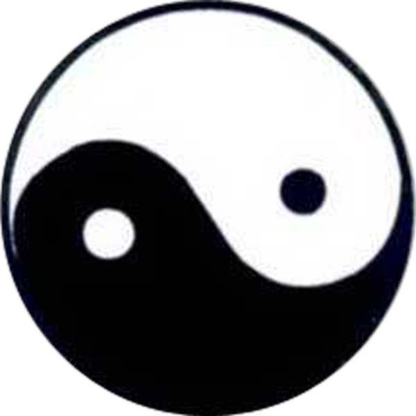 Promotional Temporary Yin Yang Tattoos