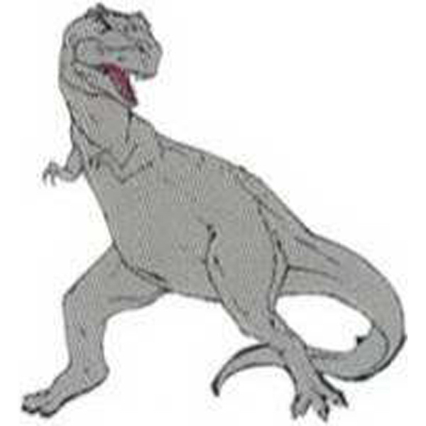 Promotional Temporary T-Rex Dinosaur Tattoos