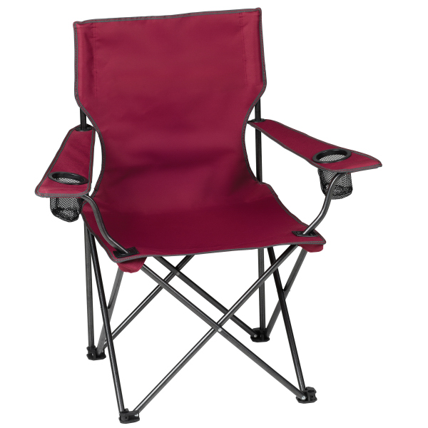 Imprinted The Top Dog Folding Camp Chair