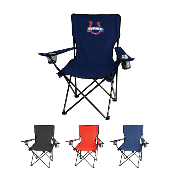 Promotional Nitty-Gritty Camp Chair