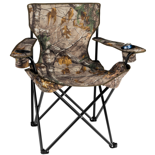 Personalized The Camo Big'Un Folding Camp Chair