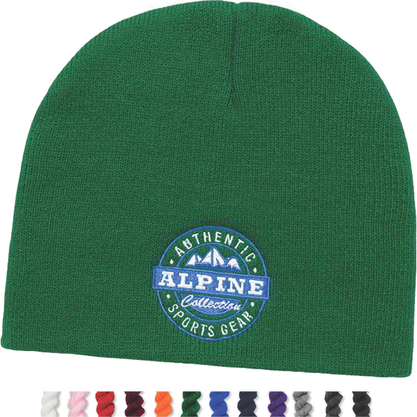 Imprinted USA Made Knit Cap