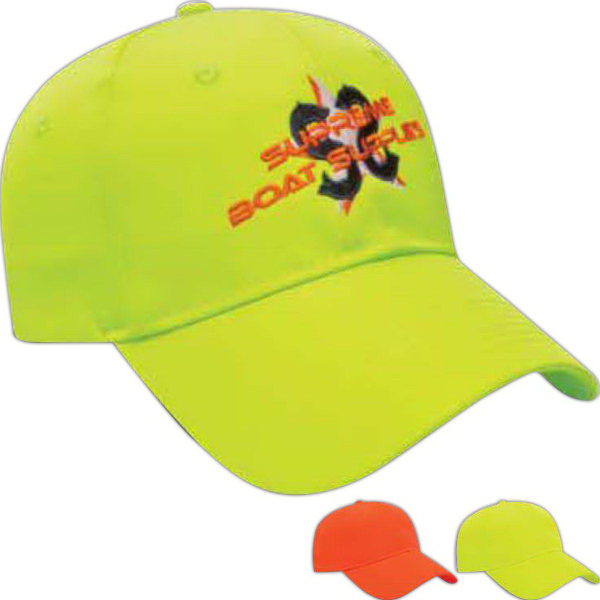 Personalized Fluorescent Safety Cap