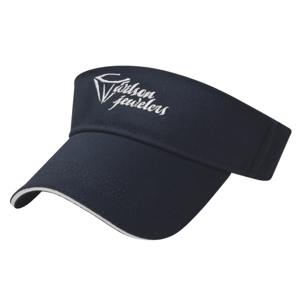 Customized Sandwich Tennis Visor