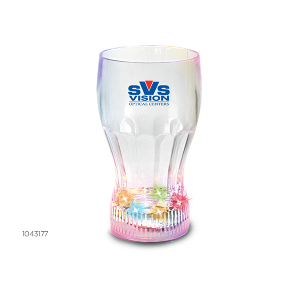 Personalized Multicolor LED Tumbler