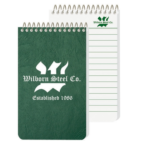 Promotional Flex Leatherette Notebook
