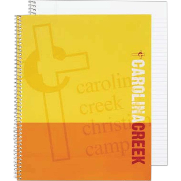 Imprinted Econo Composition Notebook
