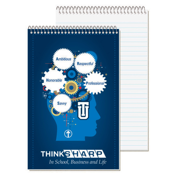 Personalized Econo Stenographer Notebook