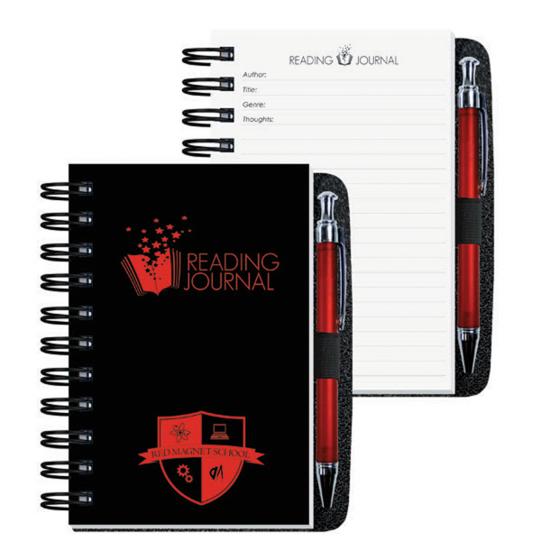 Personalized Reading Journal