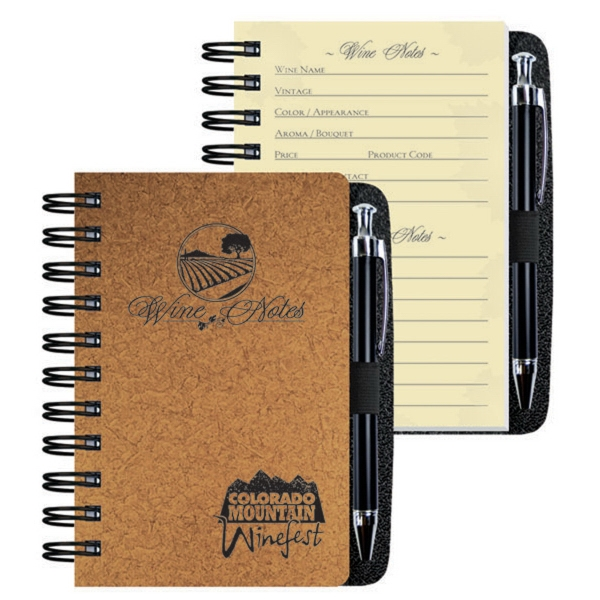 Personalized Wine Journal
