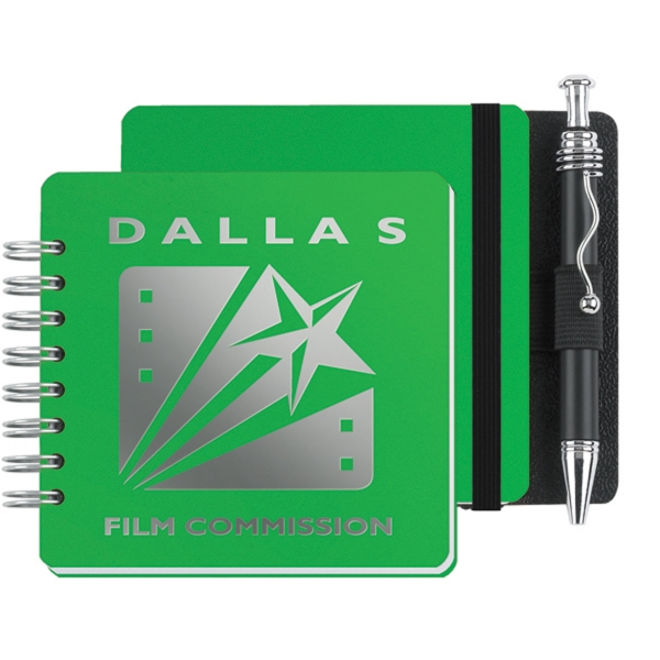 Customized Poly Square Journal