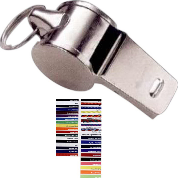 Customized Metal Whistle