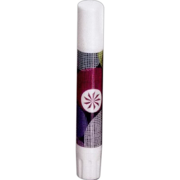 Customized DivaZ (TM) Natural Lip Balm in Skinny Tube