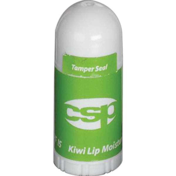 Imprinted Natural Lip Balm in Mini Tube