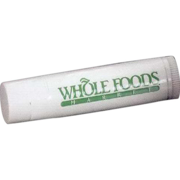 Custom Natural Lip Balm with Organic Ingredients