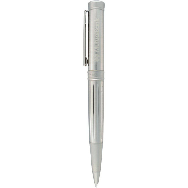 Imprinted Cutter & Buck (R) Midlands Ballpoint Pen