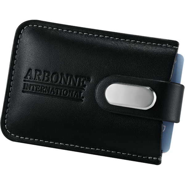 Personalized Executive Business Card Case