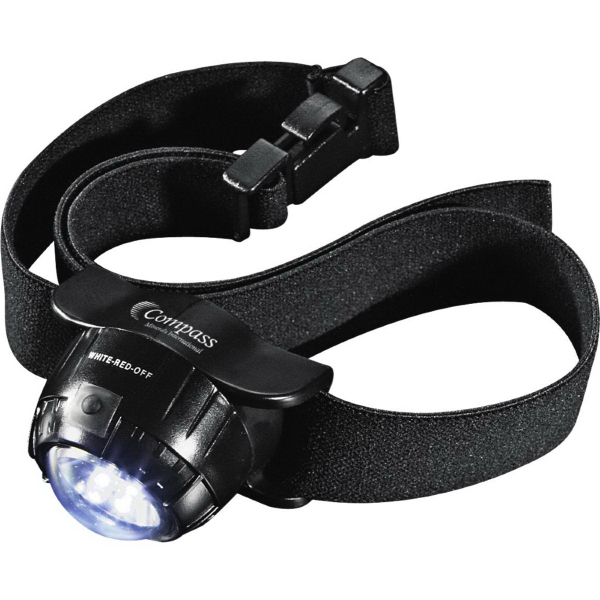 Personalized Insight 3 LED Headlamp 2 Lithium Battery
