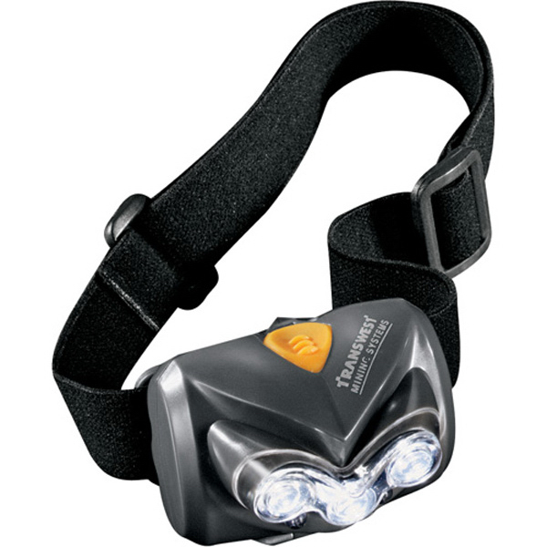 Custom Insight Luxeon LED Pivoting Headlamp