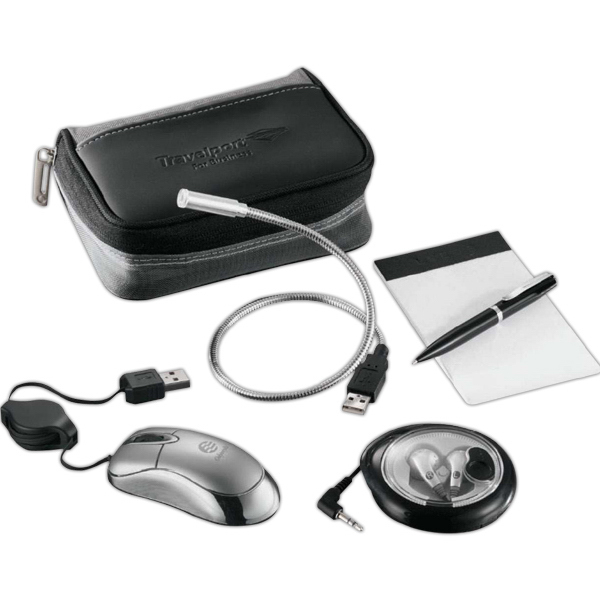 Custom Airline Travel Technology Set