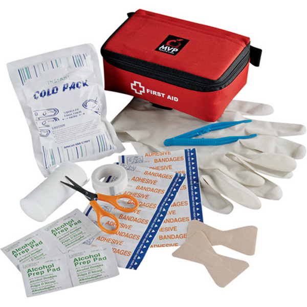 Customized StaySafe Portable First Aid Kit
