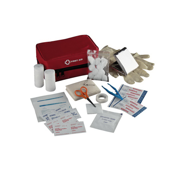 Personalized StaySafe Travel First Aid Kit