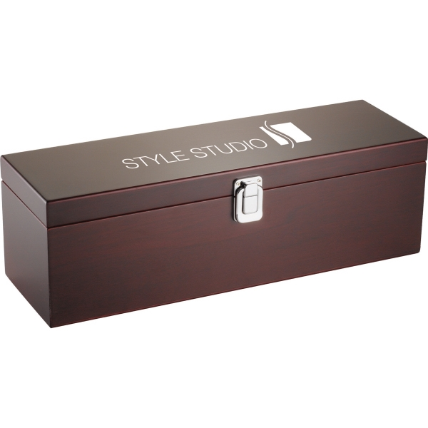 Personalized Executive Napa Wine Case