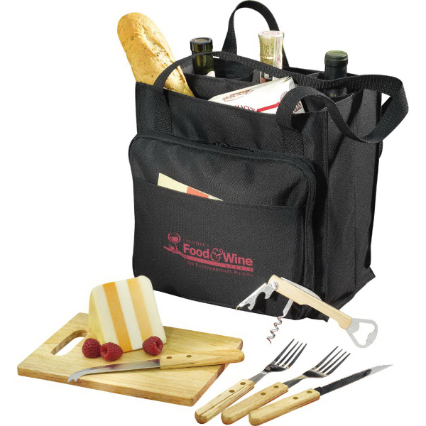 Customized Modesto Picnic Carrier Set