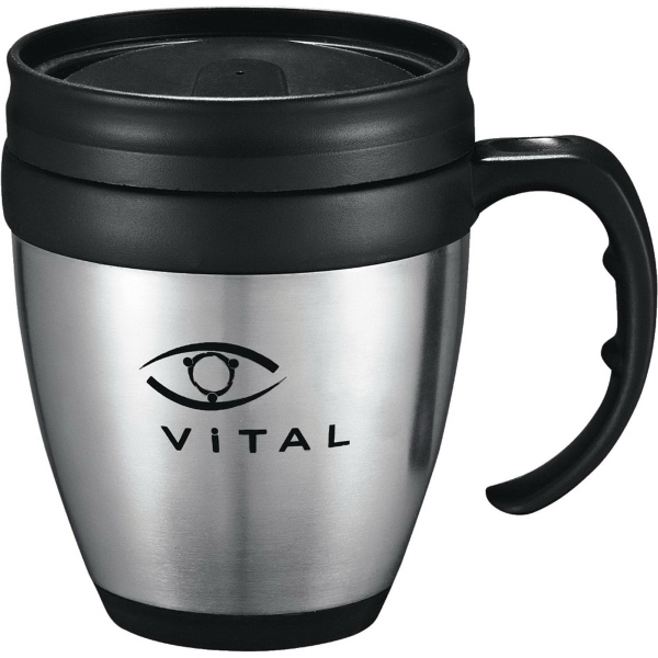 Customized Java Desk Mug 14 oz