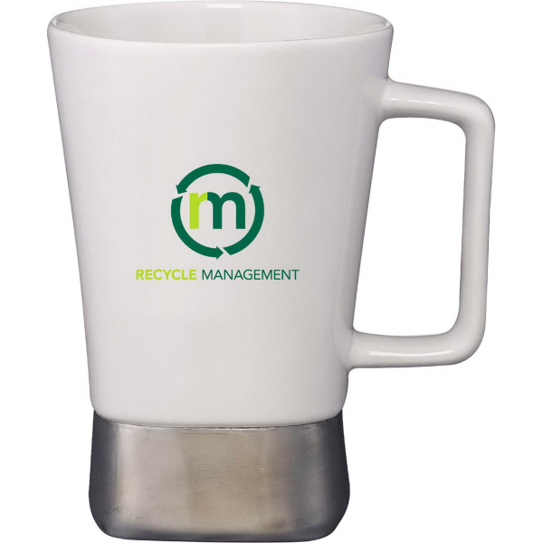 Personalized Ceramic Desk Mug 16 oz