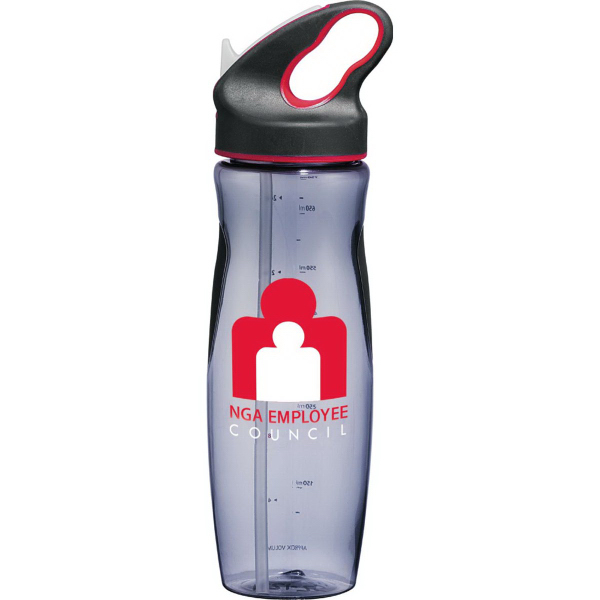 Custom Cascade BPA Free Sport Bottle 24 oz